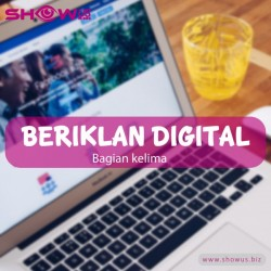 BERIKLAN DIGITAL  CHAPTER FIVE