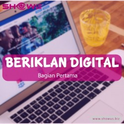 BERIKLAN DIGITAL  CHAPTER ONE