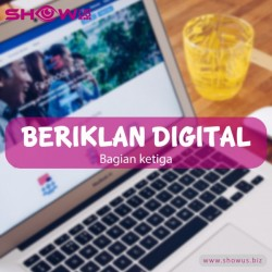 BERIKLAN DIGITAL  CHAPTER THREE