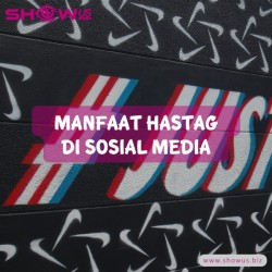 Manfaat Hastag di Sosial Media