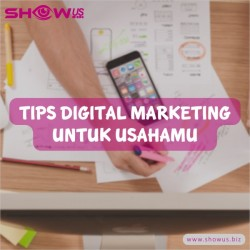 Tips Digital Marketing untuk Usahamu